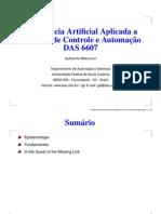 Inteligencia artificial aplicada a controle e automação
