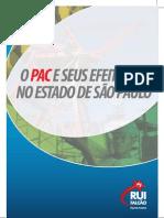 Cartilha PAC – 1ºsemestre/2007
