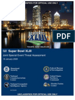 Us Super Bowl Security 2009