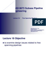 18 - Free Spanning Pipelines