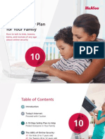 Internet Safety Plans By McAfee