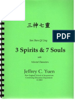 3Spirits&7Souls by JYuen001