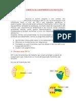 MANUAL DE USO CORRETO DE EQUIPAMENTO DE PROTEÇÃO INDIVIDUAL
