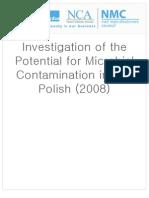 Micro Contamination of Polish