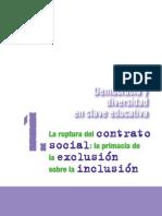 1.La Ruptura Del Contrato Social