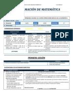 1 Prog - Marzo - Operaciones Basicas