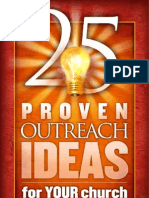 25 Outreach Ideas