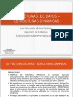 Estructuras de Datos - Parte i Arreglos