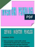 Inventori Psikologi