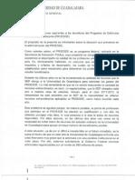 Comunicado Proesde PDF Junio 23, 2011