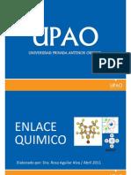 Enlace Quimico-geometria de Moleculas2011