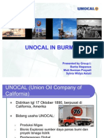 Unocal in Burma - Final