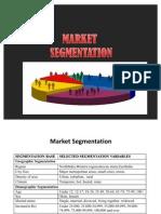 Amul Market Segmentation