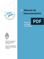 Manual de Documentacion