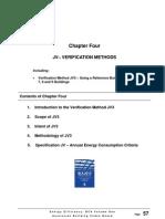 Volume 1 Chapter 4 Jv Verification Methods