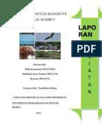 laporan konservasi Pulau Rambut