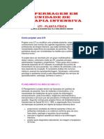 ENFERMAGEM EM UNIDADE DE TERAPIA INTENSIVA - UTI Planta Física