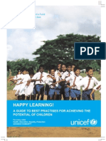 Happy Learner UNICEF