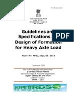 New Rdso Guidelines Hal Nov09