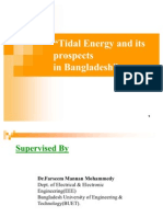 Tidal Energy and it's prospects(Final_4M_BD)