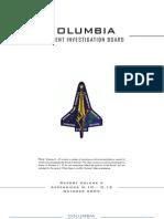 Columbia Accident Investigation Board Volume Five Book Two