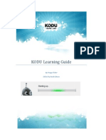 Kodu Learning Guide