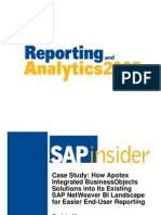 Apotex BO Case Study