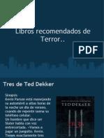 10 libros de terror