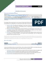 Elementos básicos de la interface de usuario - Word 2007