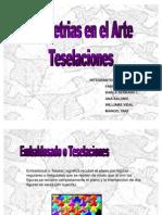 Isometrias y Teselaciones