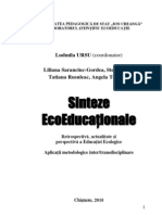Ursu, Ludmila - Sinteze Eco Education Ale