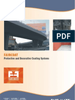 Faircoat - Protective &  Decorative Coating System