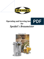 Brewing Instruction 50l