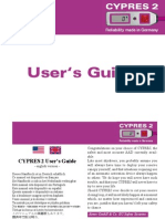 CYPRES 2 Users Guide English
