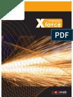 molemab Xforce discs catalog