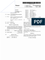 Topical drug preparations (US patent 6335034)