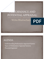 Performance and Potential Appraisal