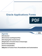 Apps Forms