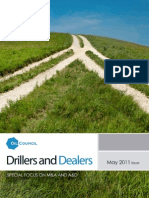 Drillers and Dealers May 2011