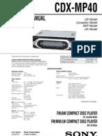 CDX-MP40