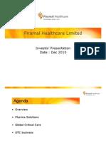 PHL - Investor Presentation - Dec 2010[1]