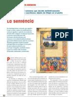 Estructura de Sentencias Esp.