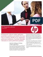 HP Diagnostics Overview