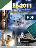iit jee counselling brochure 2011