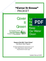 Applicant Package _2011 Cost Share Program_cover Crops_info_insuring Following Cover Crop_application_sample Contract