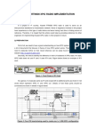 Huawei Rtn600 Xpic Radio Implementation