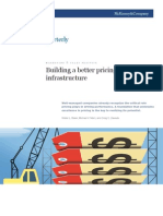 Building a Better Pricing Infrastructure