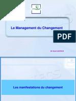 ManagementChangement