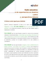 Desde El Futuro La Radio Educativa(4)