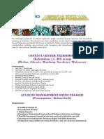 Infomedia Lowongan Kerja for STISI Telkom